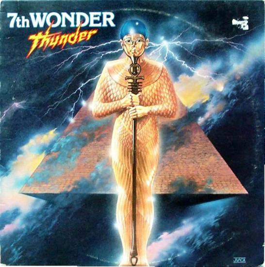 7th Wonder - Thunder (1980)