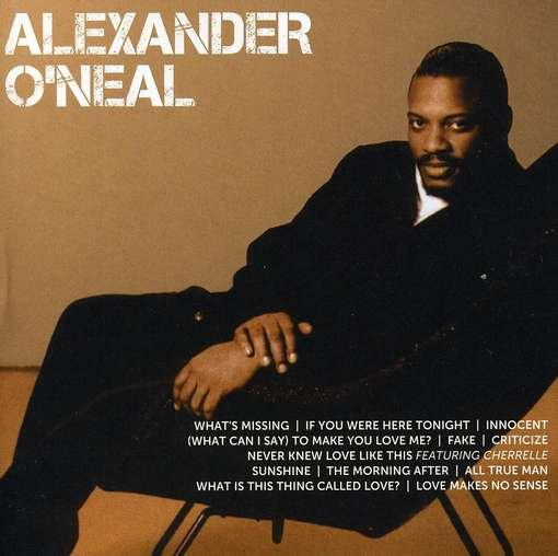 Alexander-ONeal-Icon