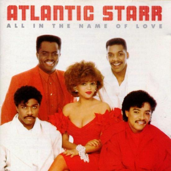 atlantic star - 1986- All In The Name Of Love