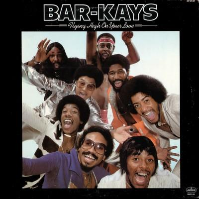 bar-kays - flying high on your love - front