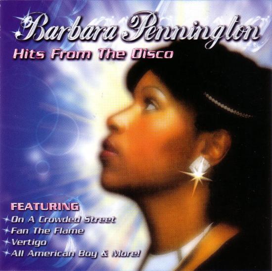 Barbara Pennington - Hits From The Disco
