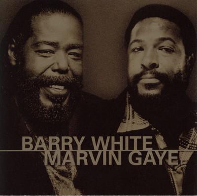 Barry White - Marvin Gaye_-_Les Légendes De La Soul_front (2)