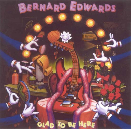 Bernard Edwards - Glad To Be Here (1983)_ok
