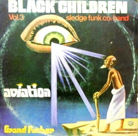 Black Children Sledge Funk Co-Band - Vol. 3 (1979)_ok