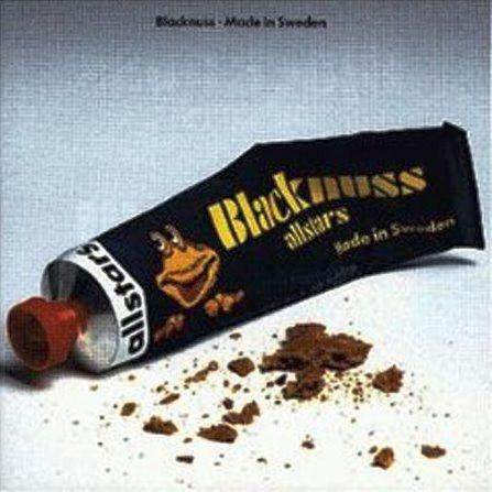 Blacknuss - made in sweden
