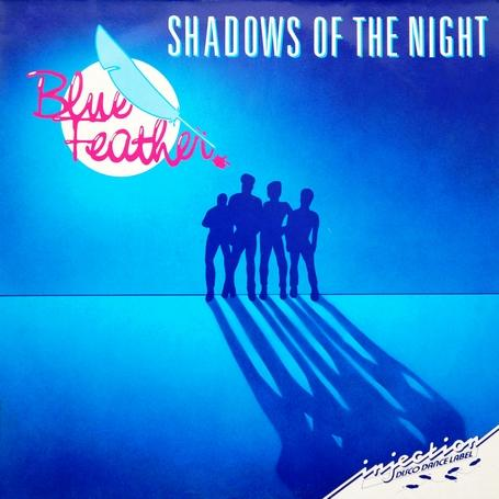Blue Feather - Shadows Of The Night (1985)