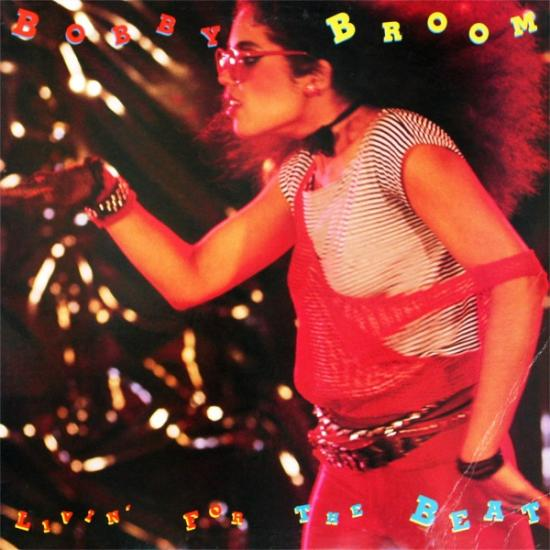 Bobby Broom - Livin' For The Beat (1984)_ok
