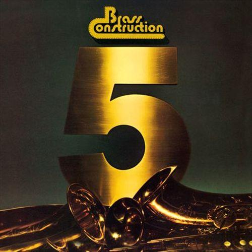 brass construction  CD Cover