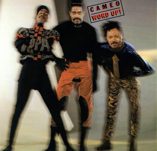 cameo -Word Up-Front- 86