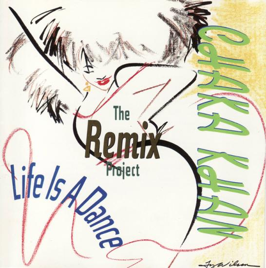 chaka khan life is a dance the remix project a