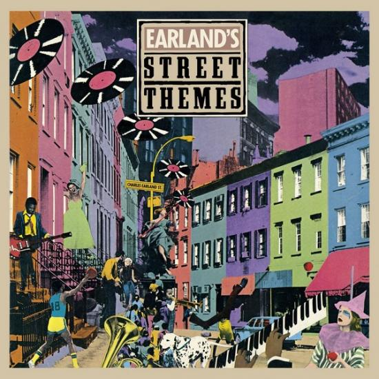 Charles Earland - Earland's Street Themes (1983)_ok