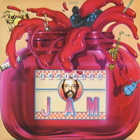 Charles Earland - Earlands Jam (1982)_ok