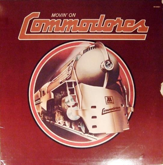 Commodores - 11. Front Cover-small