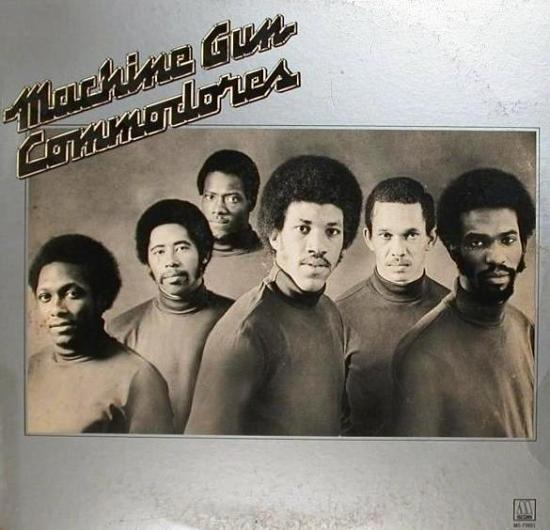 Commodores - Machine Gun  (1974)