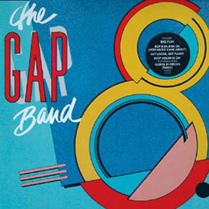 The Gap Band- 86