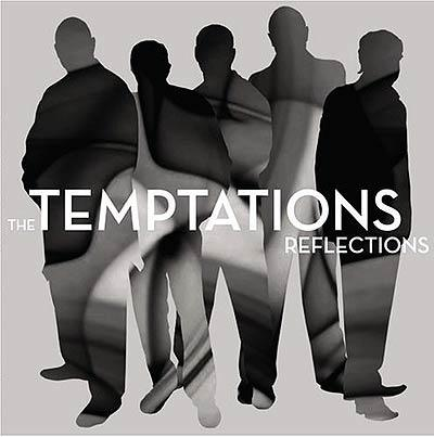 the temptation -Reflections - (Front)