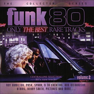 va - Funk 80 Only The Best Rare Track Vol. 2