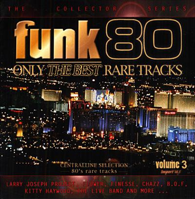 va - Funk 80 Only The Best Rare Track Vol. 3