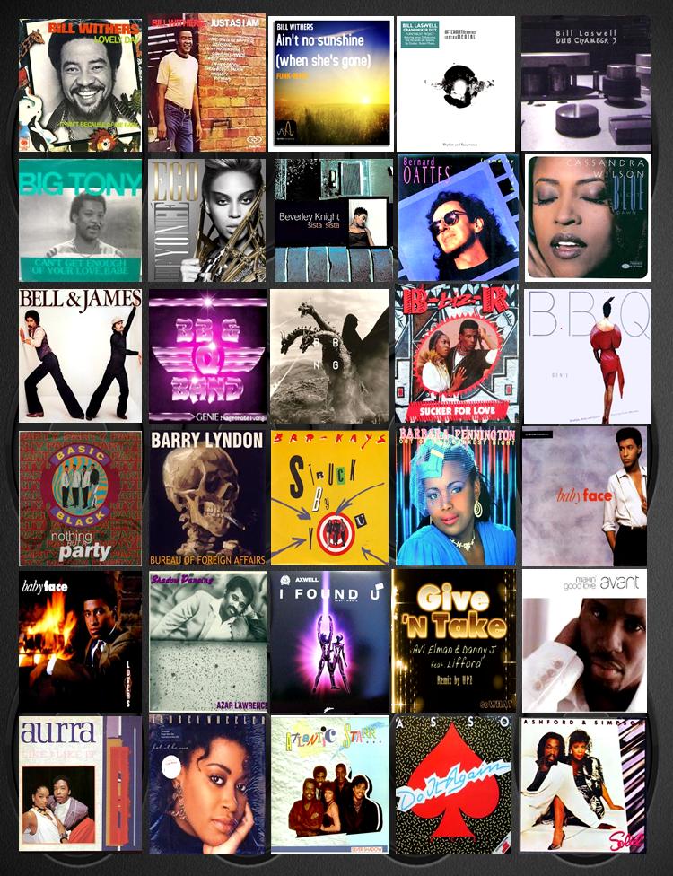Pochette album 19
