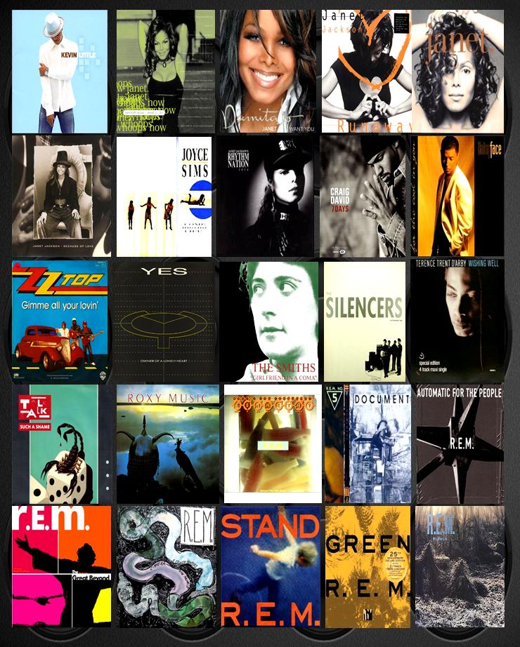 Pochette album 21